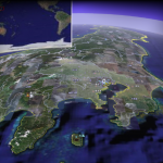 Google Earth in Dome