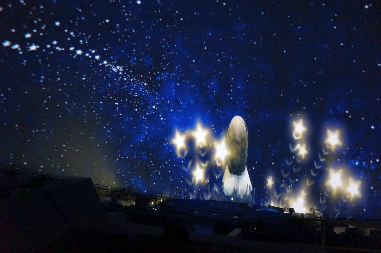 プラネタリウム オンライン 新感覚オンラインイベント「オンラインプラネタリウム」を4月17日(金)に無料開催!